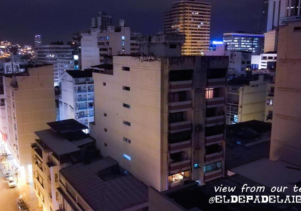Work Exchange In Ecuador Pintura Y Decoración Terraza