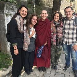 India   dia que vimos dalai lama
