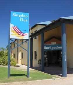 Ningaloo club exterior