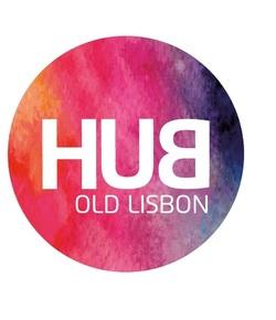 Logo hub old lisbon colour