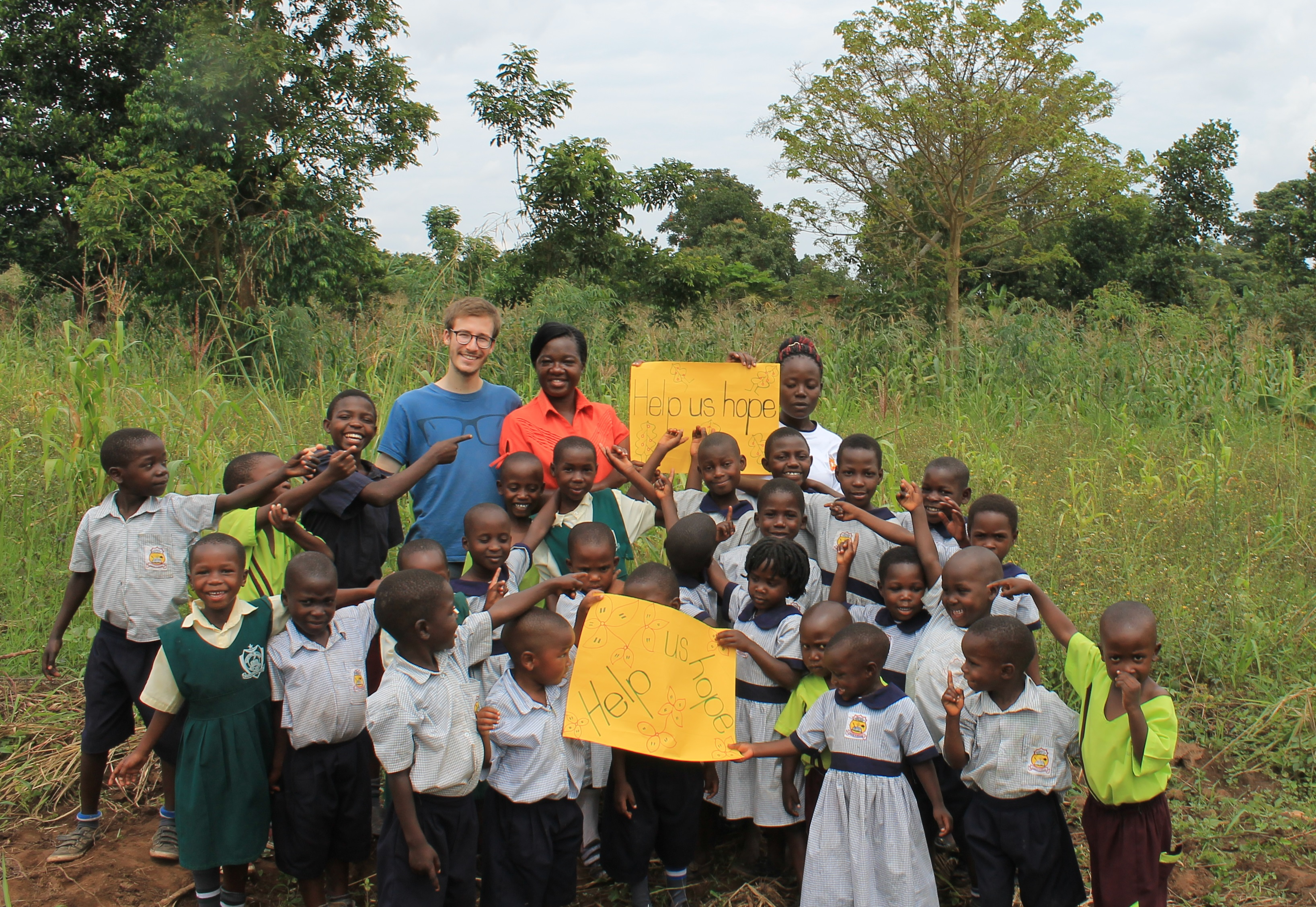 Social Impact in Uganda: Teaching at the Primary School in