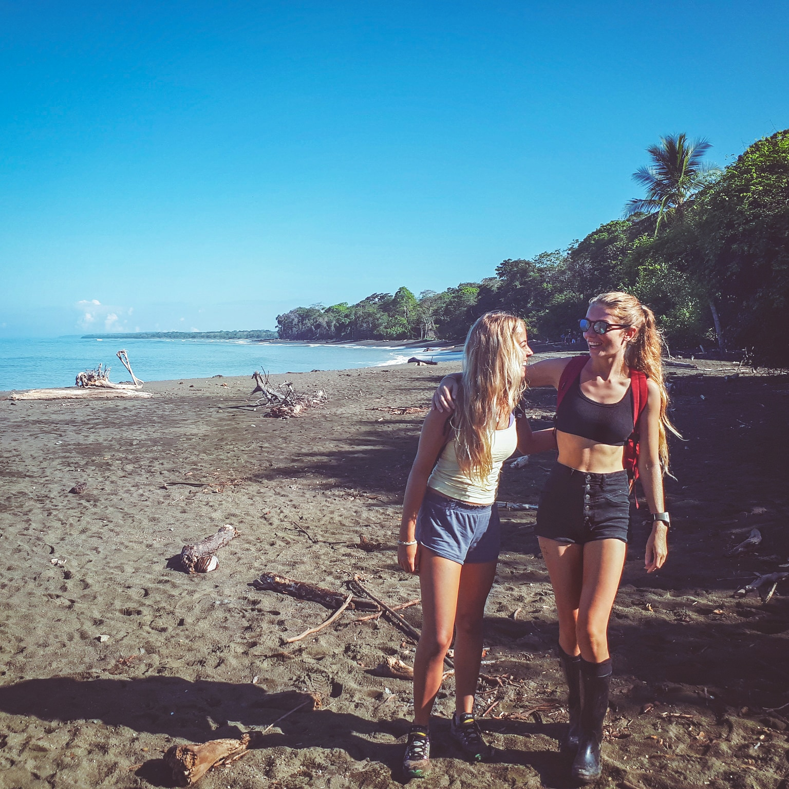 Work exchange in Costa Rica: Do you like writing a lot? Is it